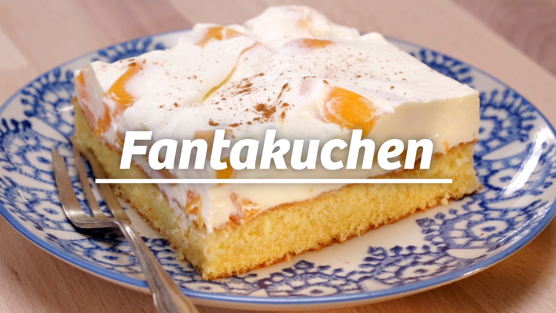 Photo of Video recipe for fanat cake