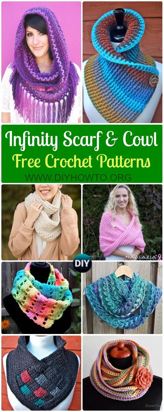 Crochet infinity scarf cowl neck warmer free pattern crochet crochet infinity scarf cowl neck warmer free pattern crochet infinity scarves neck warmer and cowl scarf bankloansurffo Choice Image
