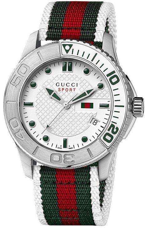 Gucci 126 G-Timeless Mens Watch YA126231