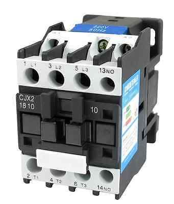 CJX21810 LC1 AC Contactor 18A 3 Phase 3Pole NO Coil