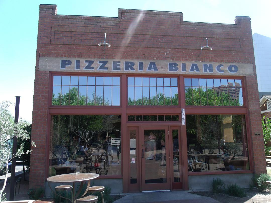 Pizzeria Bianco Wikipedia Outdoor decor, Outdoor