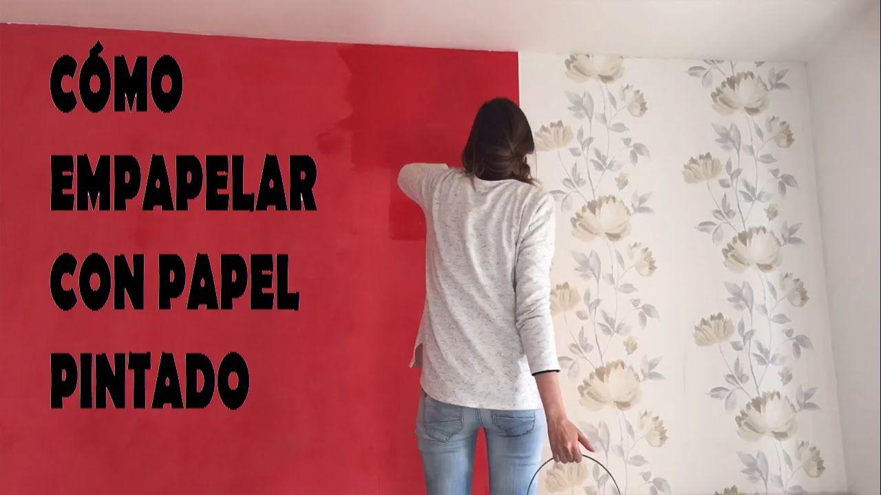 cmo empapelar paredes con papel pintado consejos para empapelar emp