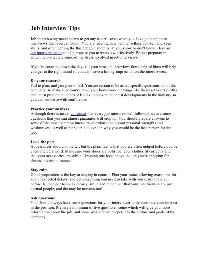 Job Interview Tips Resume Objective Sample Resume Words Resume Objective Examples