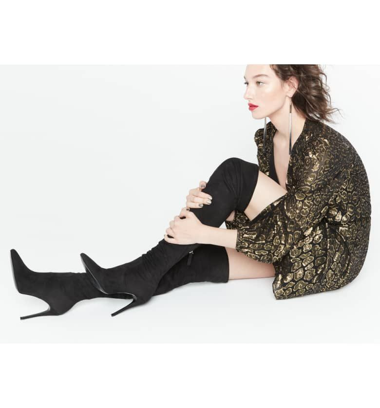 9680be03c04 Devine Over the Knee Boot
