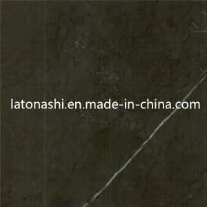 Low Cost Natural Polished Pietra Gray Marble For Tile Countertop