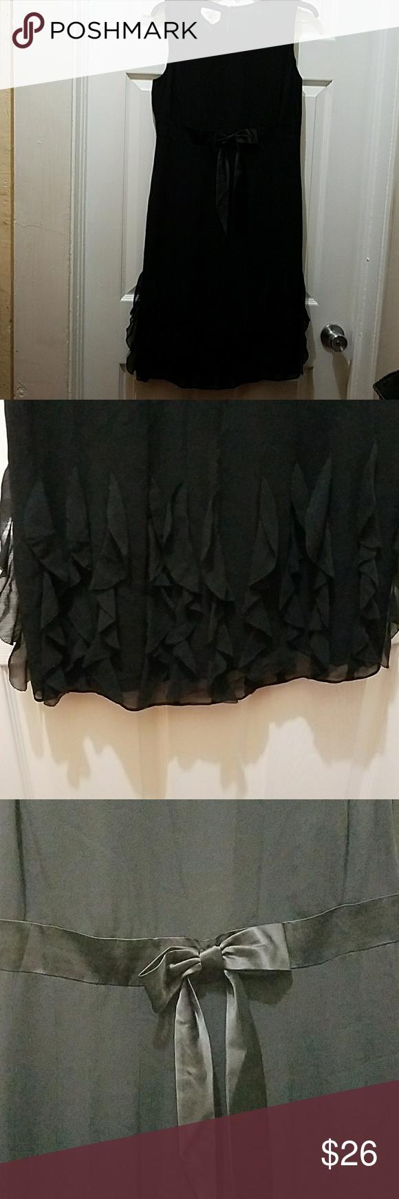 Talbots beautiful black dress pinterest talbots black evening