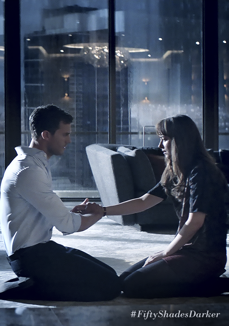 Christian Grey | Fifty Shades Darker Movie | In theaters February 10.