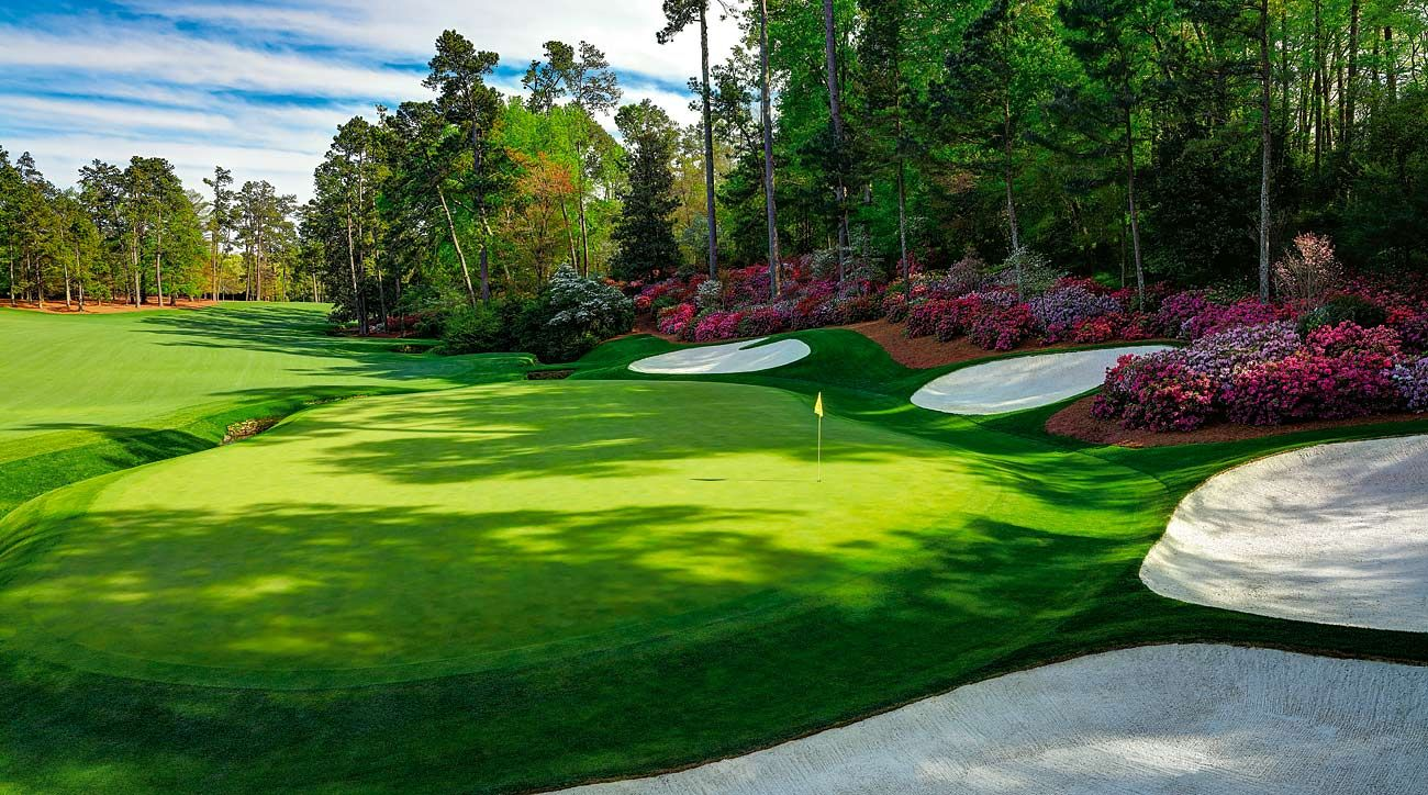 How to play Augusta National Golf Club Golf courses