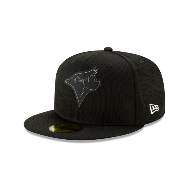 c8d353959 Toronto blue jays clubhouse collection black 59fifty fitted in 2019 ...