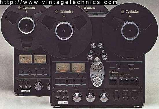 Technics RS-1500US RS-1506US - www.remix-numerisation.fr - Rendez vos souvenirs durables ! - Sauvegarde - Transfert - Copie - Digitalisation - Restauration de bande magnétique Audio - MiniDisc - Cassette Audio et Cassette VHS - VHSC - SVHSC - Video8 - Hi8 - Digital8 - MiniDv - Laserdisc - Bobine fil d'acier - Micro-cassette - Digitalisation audio