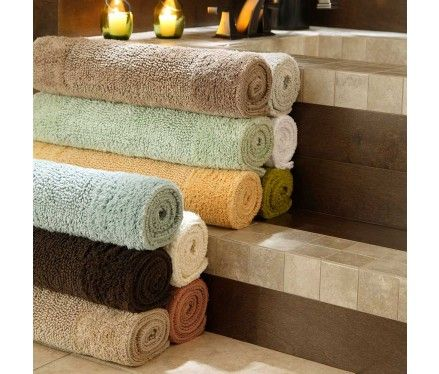 Spa Bamboo And Cotton Bath Rug Incredibly Soft With Images