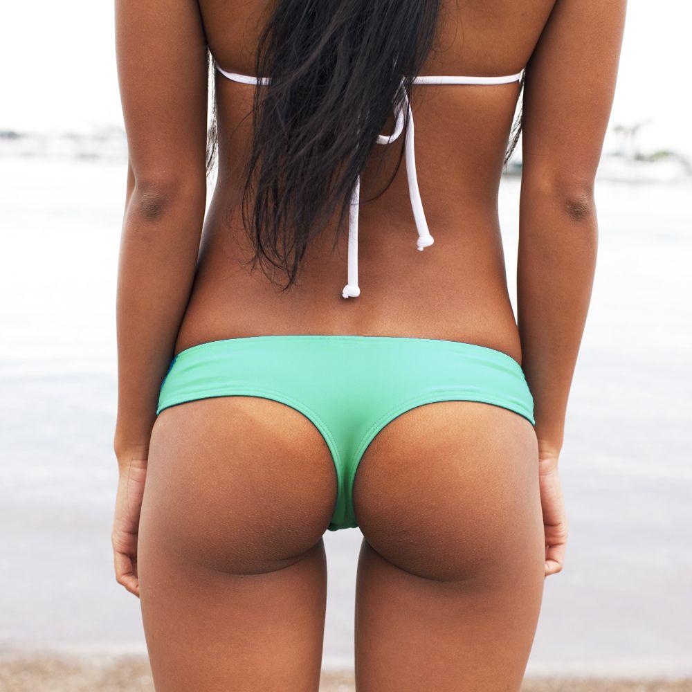 When this bikini thong bottoms yer
