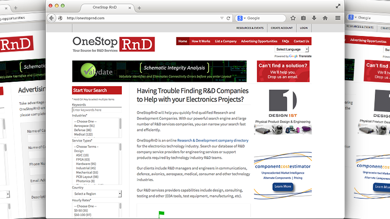 Another Great Website Design From Our Developers Visit Http Onestoprnd Com To See This Site In Action Desi Great Website Design Website Design Marketing