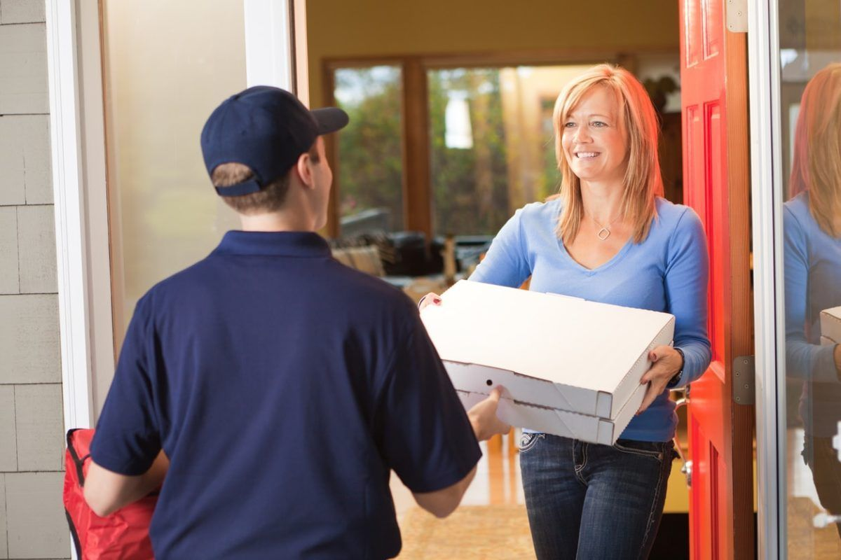 Top tips for Food delivery Drivers Delivery driver, Food