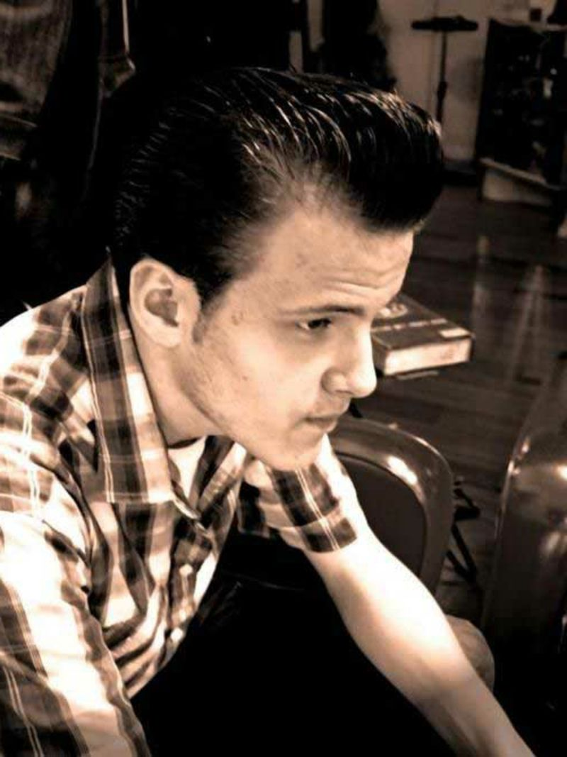 Rockabilly Frisuren Für Männer Retro In 2018 Pinterest