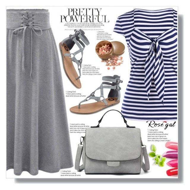 """""""Rosegal 59"""" by ramiza-rotic ❤ liked on Polyvore featuring Sephora Collection and Avon"""