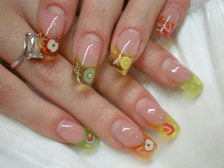 Gota de arte   diseños de uñas   Pinterest   Gel nail art, Manicure ...