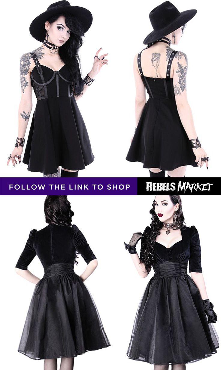 Shop gothic dresses online at rebelsmarket get in my closet