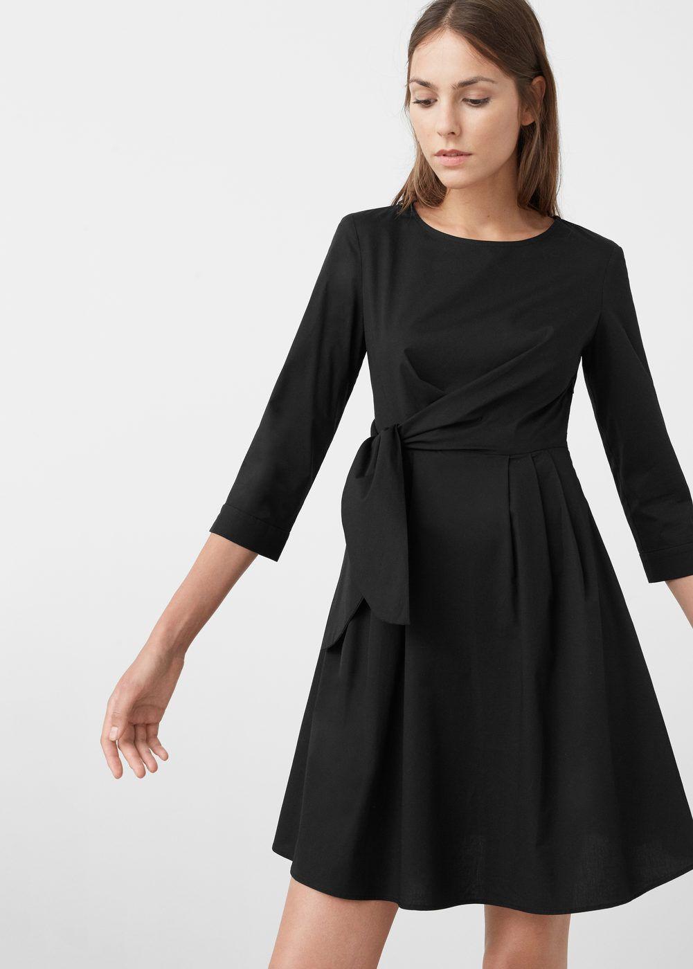 Black tie dresses manteca