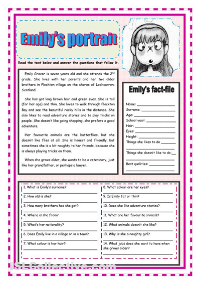a rose for emily worksheet pdf