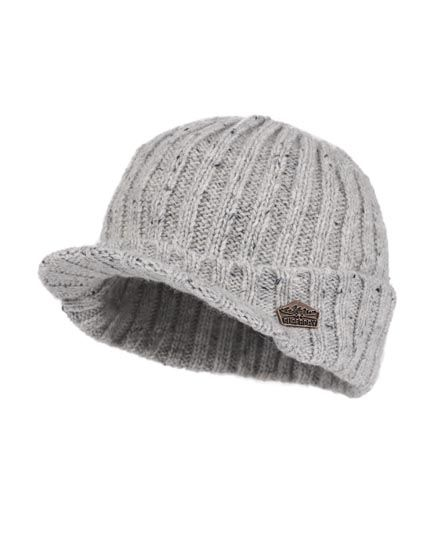 90e79008a7c206 Superdry Nep Peaked Beanie | Beanies | Beanie, Hats, Baseball cap