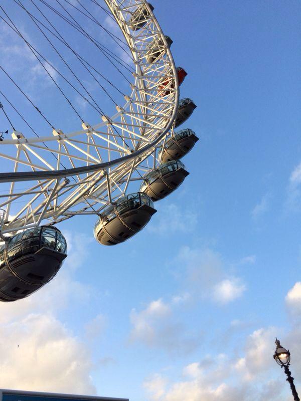 London Eye!!