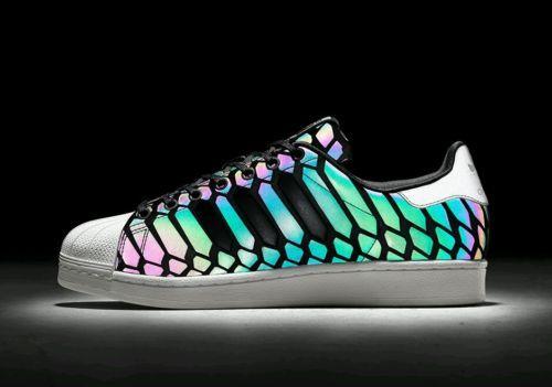 Elasticidad reptiles Promesa  ADIDAS SUPERSTAR ORIGINAL XENO D69366 REFLECTIVE SNAKESKIN 11 11.5 12 12.5  13 14 | Adidas superstar shoes black, Adidas shoes superstar, Adidas  superstar