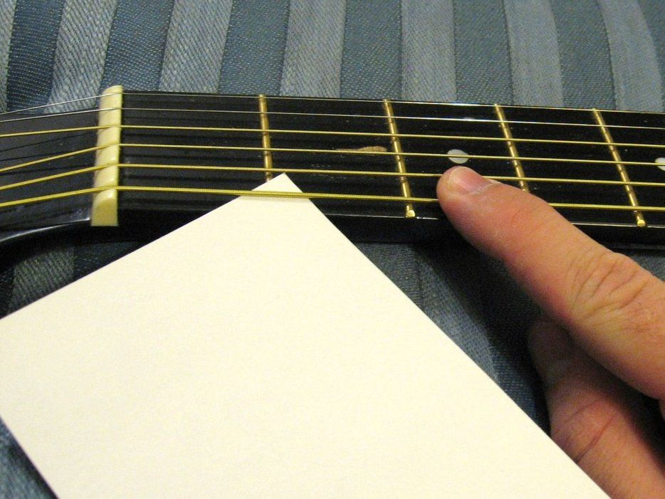 Acoustic Guitar Setup Acoustic Acoustic Guitar Guitar