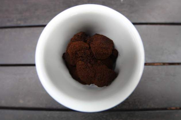 25 Wondrous Things to do With Your Coffee Grounds. Photo © Liesl Clark