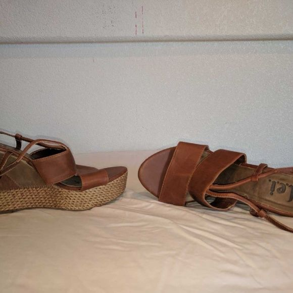 ddae1ed6063b Size 10 l.e.i. platforms Still have tag never worn lei Shoes Wedges