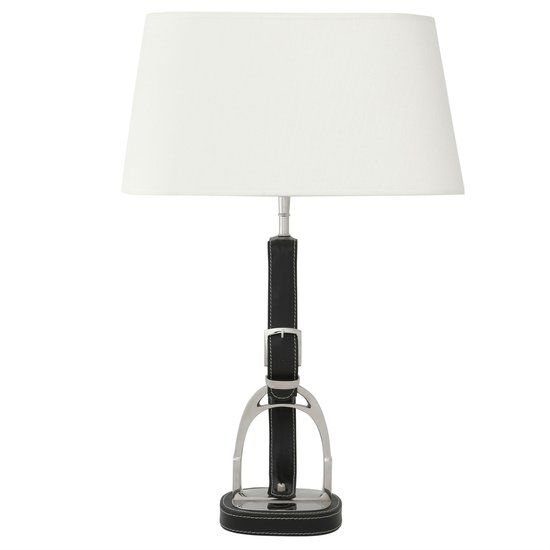 Eichholtz Table Lamp Olympia Equestrian Deco Cheval Style Equestre Diy Lampe