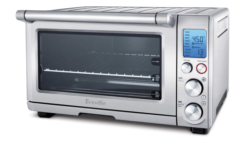 Breville Bov800xl Smart Oven 1800 Watt Convection Toaster Oven