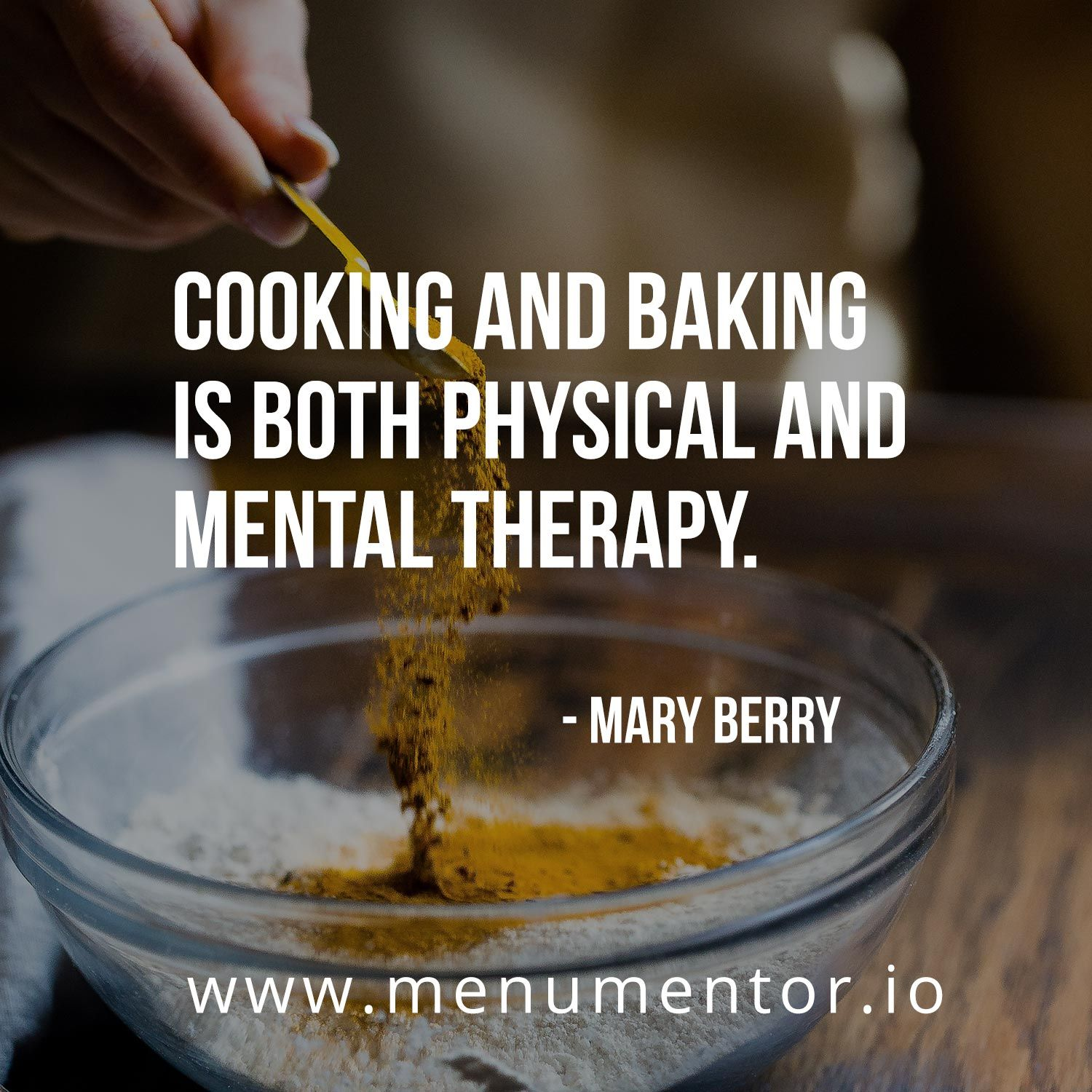 Cooking And Baking Is Both Physical And Mental Therapy Mary Berry Cooking And Baking Mary Berry Cooking