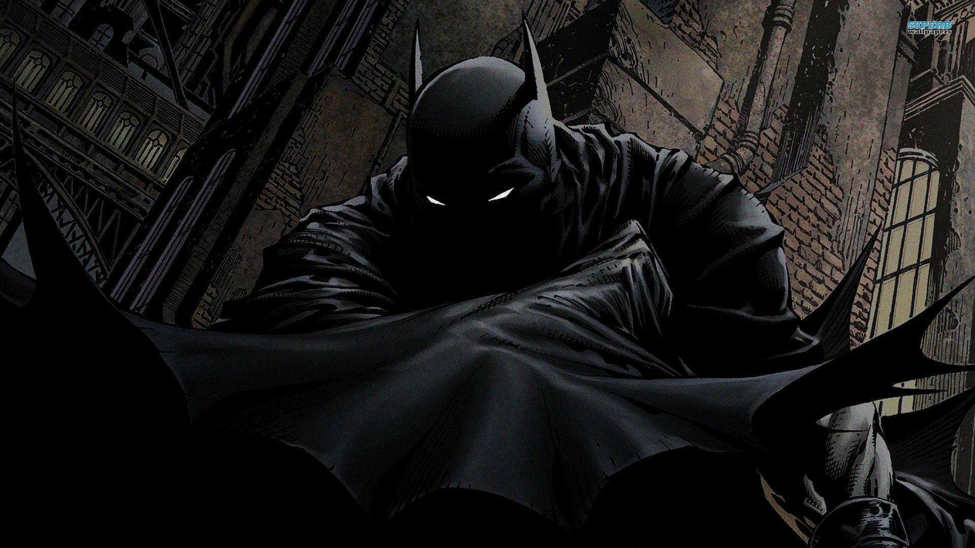Free Batman Comic Wallpapers High Resolution (With images