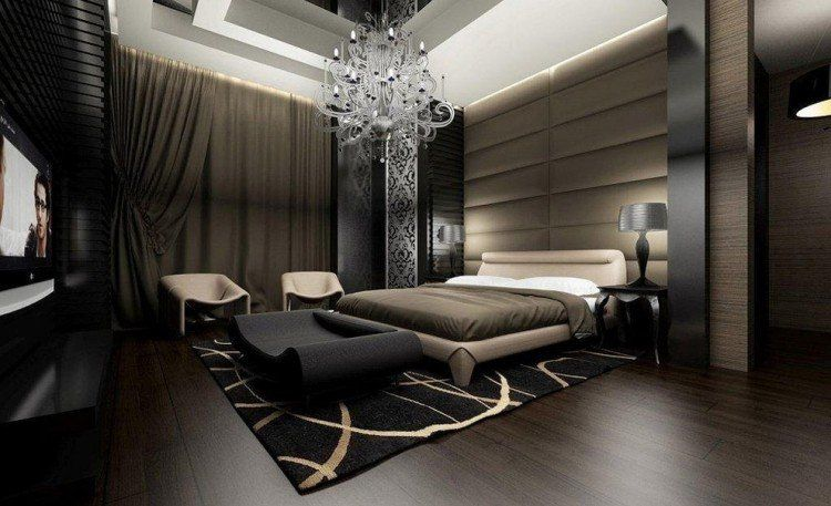 deco chambre adulte luxe