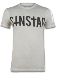 Sinstar clothing. They make great graphic tees!