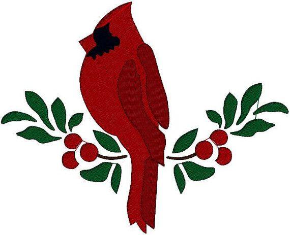 Christmas Cardinals Clipart.Red Cardinal Christmas Clip Art Cardinal Red Bird