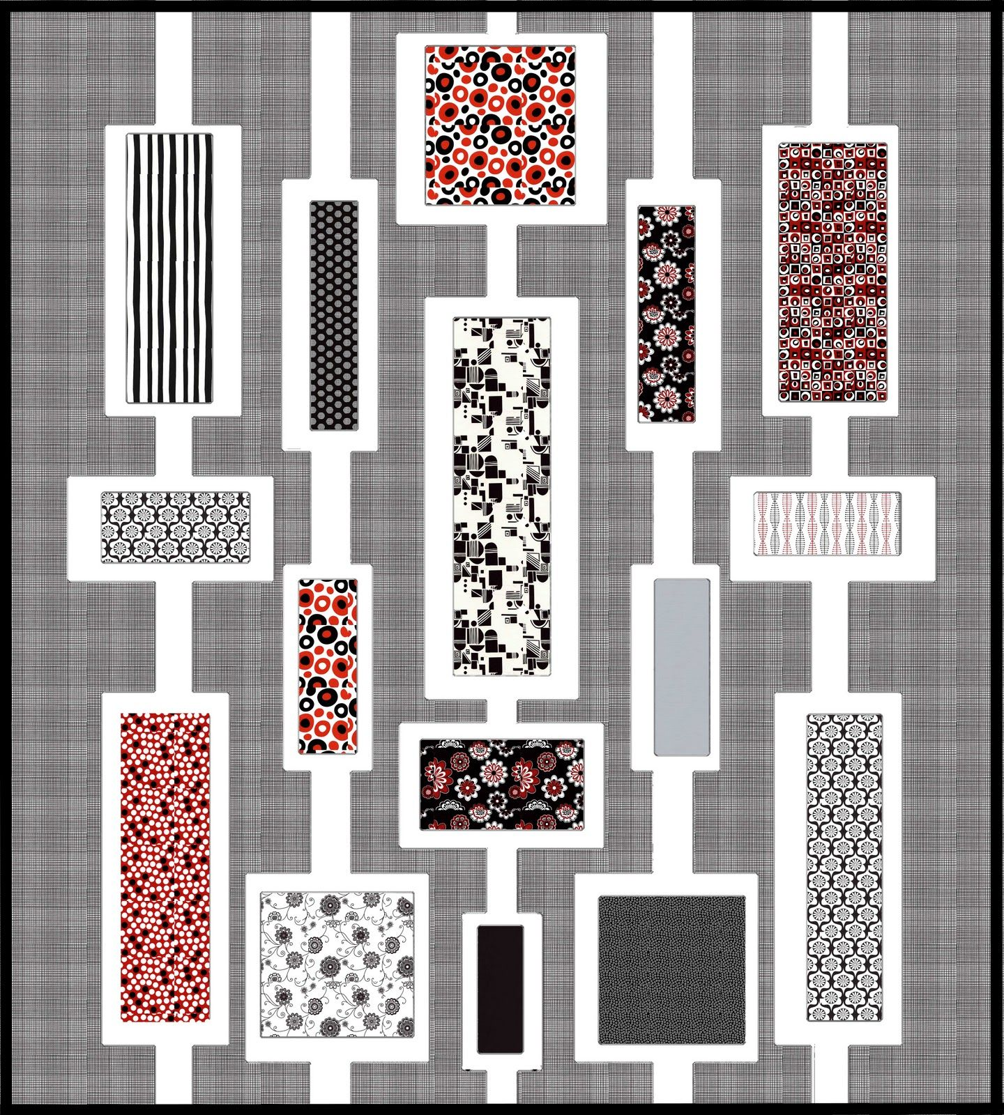 So I've found this fun contest! It is called the Blogger's Choice ... : mod quilt - Adamdwight.com