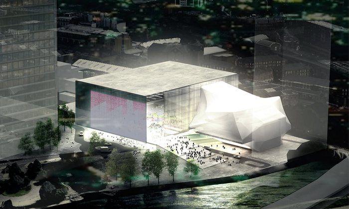 Rem Koolhaas vyhraje designérský projekt Factory jako Manchester jde Dutch | UK zprávy | Opatrovník