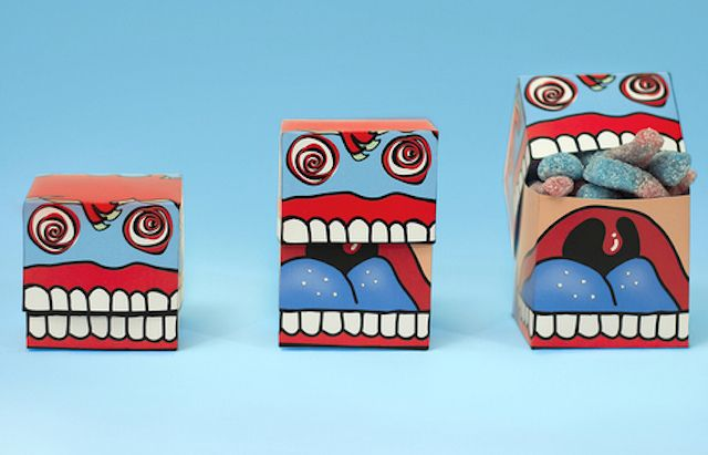 Monsters Candy Package