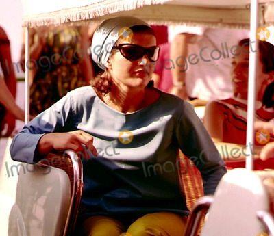 Jackie Kennedy - Italy 1962
