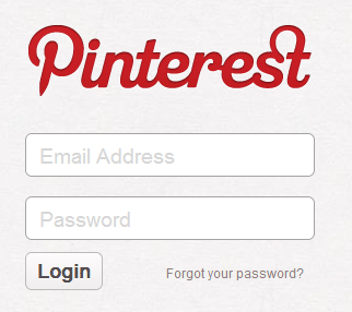 I Didn T Even Know Pinterest Has That I Haven T Logged Out In Awhile Pinterest Sign In Log In To Pinterest Pinterest App
