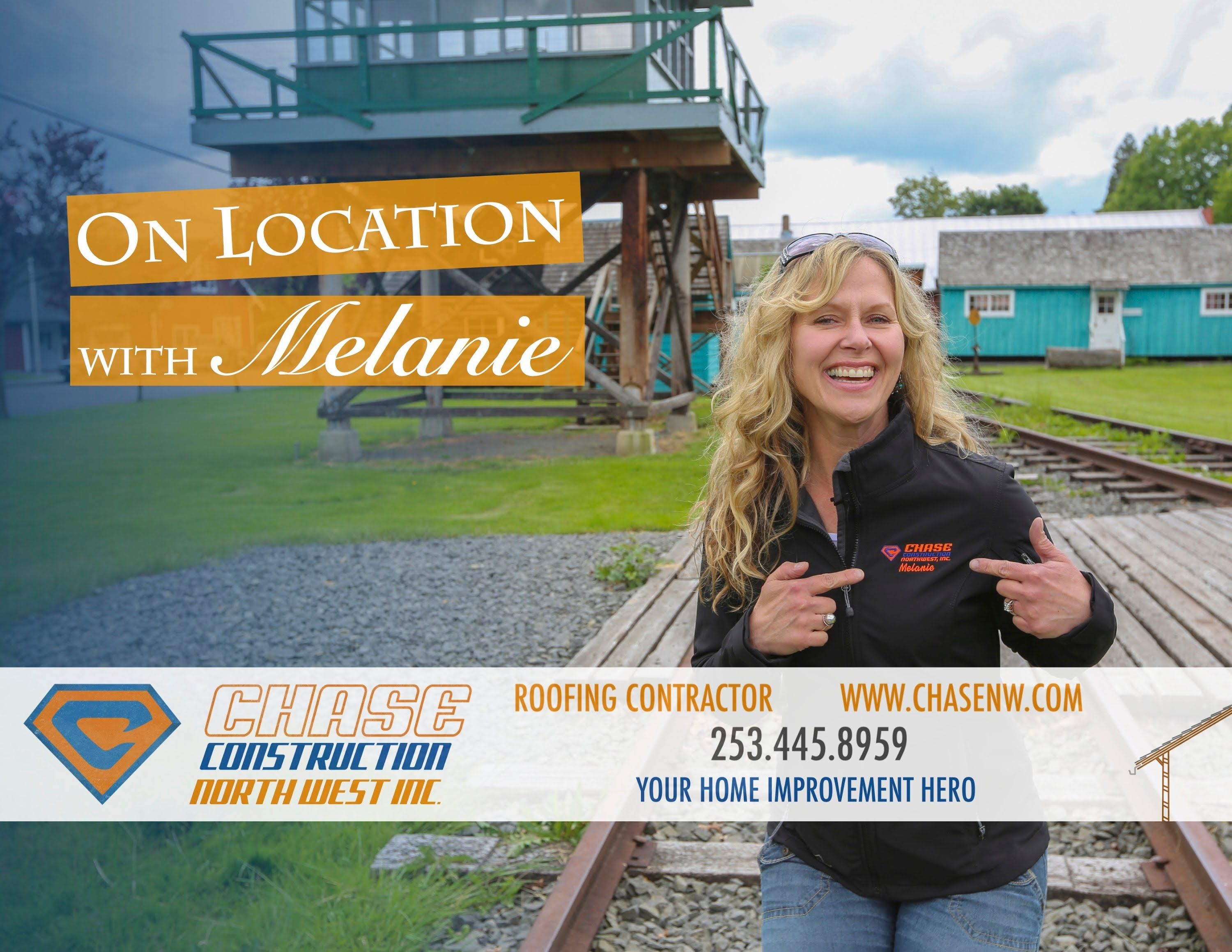 Roofers In Enumclaw On Location With Melanie Http Www