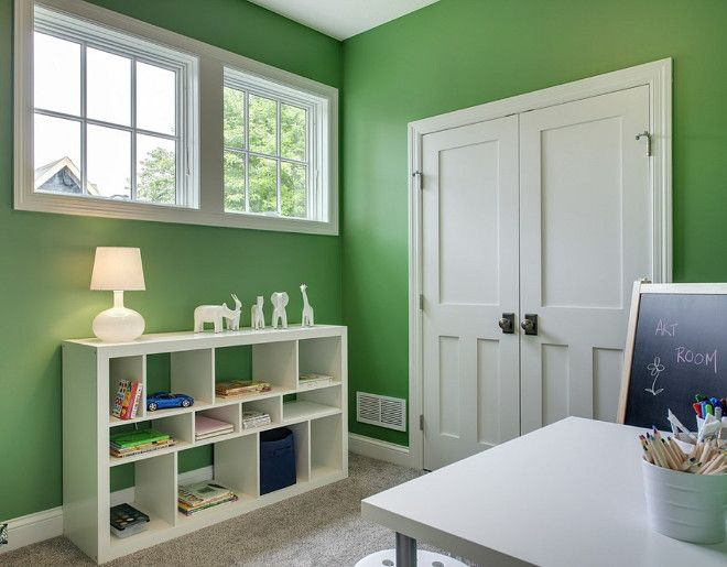 benjamin moore grassy fields 2034-30. | paintbox: color explosion