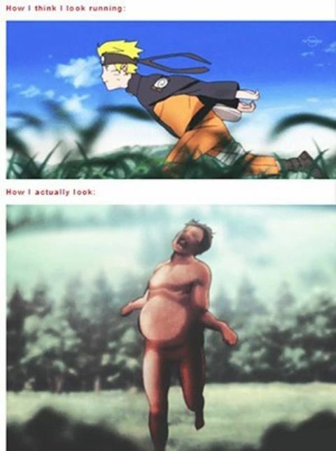 Image result for funny attack on titan