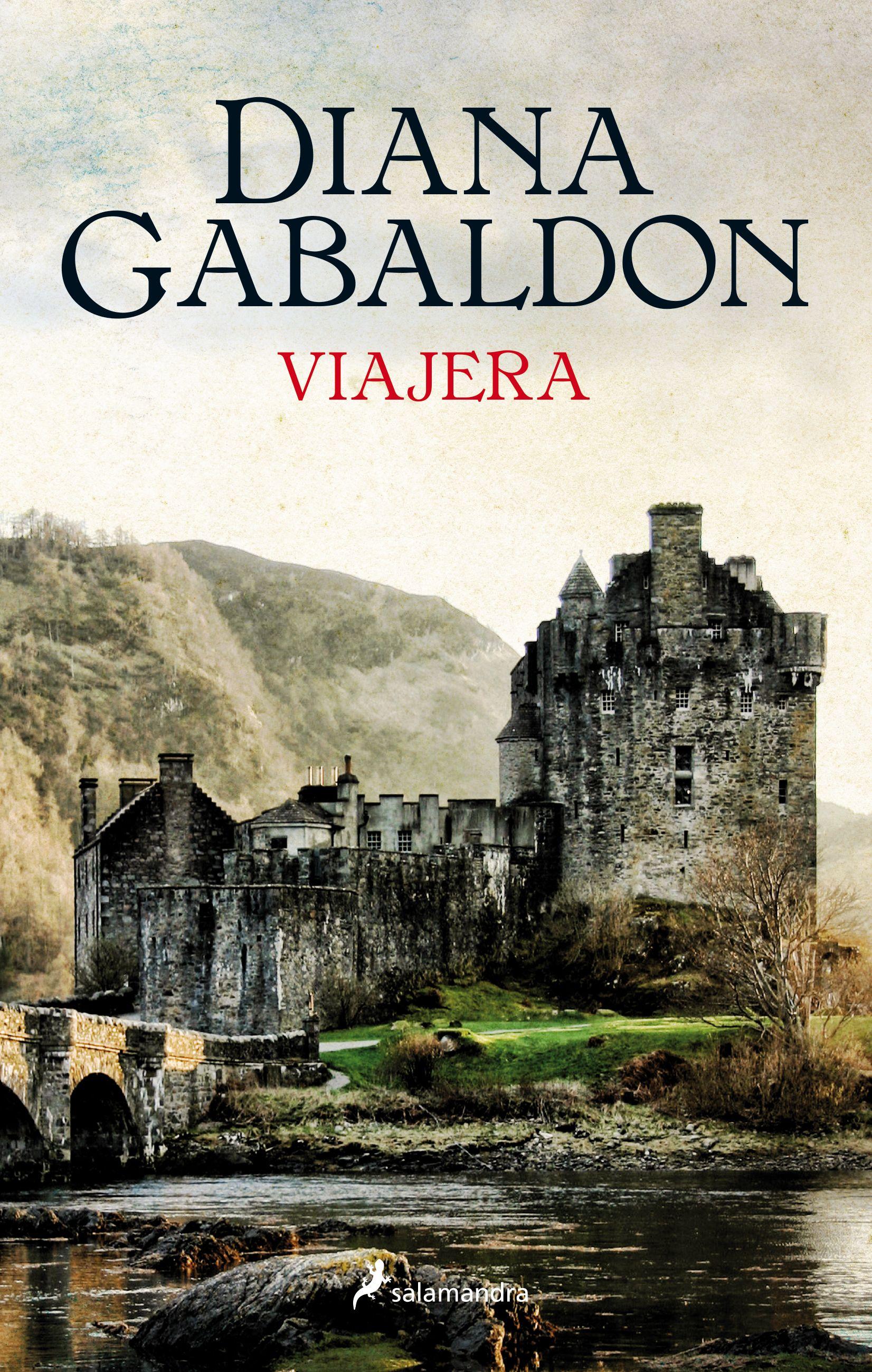 Viajera Outlander Diana Gabaldon El Baul De Edenia Diana Gabaldon Outlander World Of Books