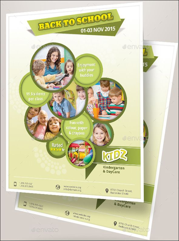 Free Child Care Flyer Templates Child Care Flyers Examples Free