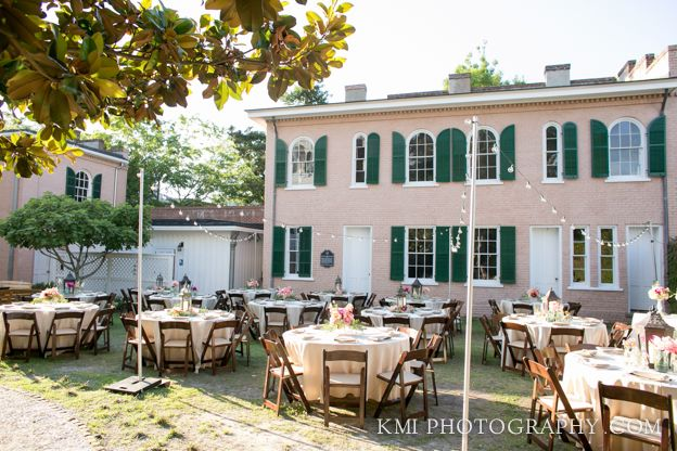 Bellamy Mansion Wedding Venue In Wilmington Nc Photographers