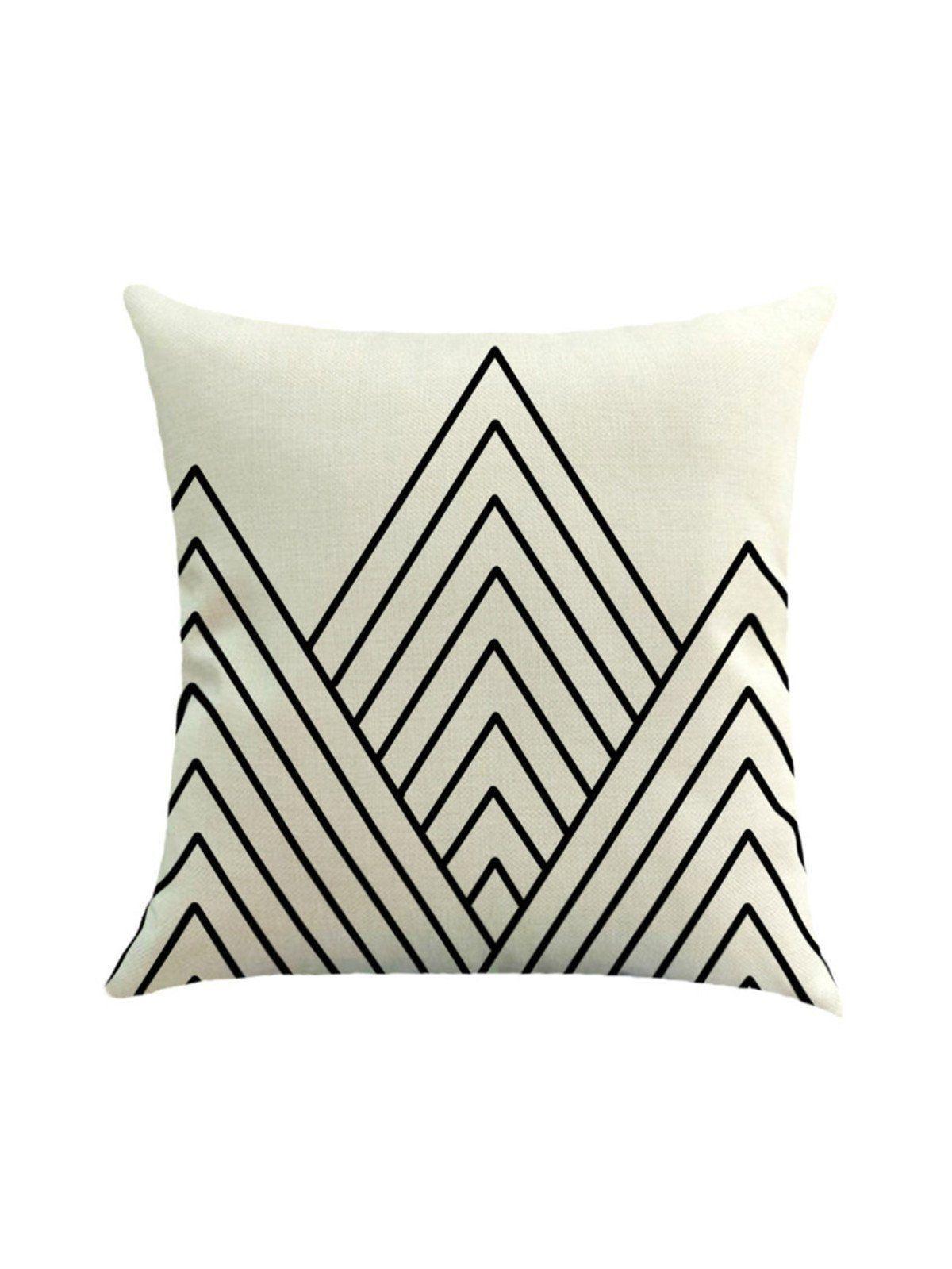 Chevron striped print cushion cover products pinterest stripe