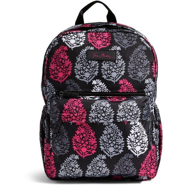 c5bcd1ceca Vera Bradley Lighten Up Just Right Backpack in Northern Lights ( 88) ❤  liked on Polyvore featuring bags